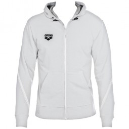 Team-Line Hooded Jacket white