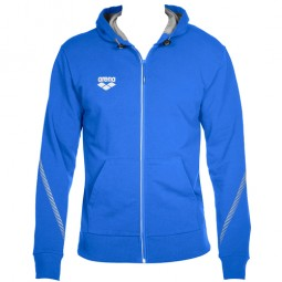 Team-Line Hooded Jacket royal-Copy