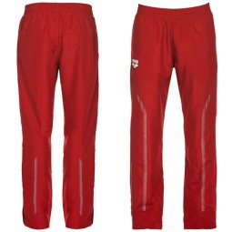 Team-Line Warm Up Pant red