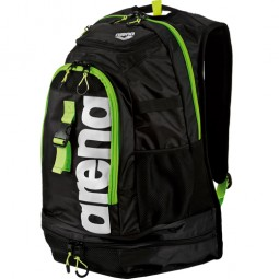 Fastpack 2.1 dark grey-acid lime-white