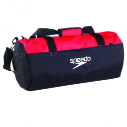 Duffle Bag Black-Red